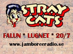 STRAY CATS / Jamboree Radio Festival
