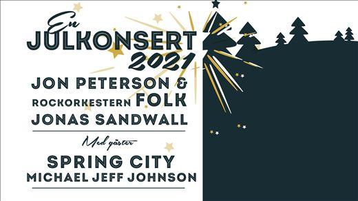 En Julkonsert 2021 / Sandwall, Peterson + gäster