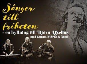 Guran, Nyberg & Nord – En hyllning till Björn Afzelius