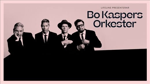 Bo Kaspers Orkester - 23:55 Hjärtat håller takten