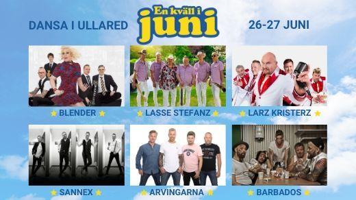 EN KVÄLL I JUNI 2020 - Dansa i Ullared