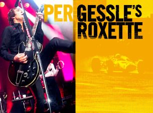 Per Gessle´s Roxette - Platinumbiljetter