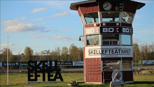 V75  på Skellefteåtravet den 2 oktober