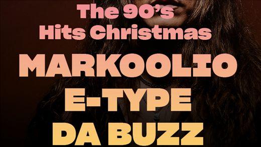 90's Christmas Edition - Jul på Nöjesfabriken