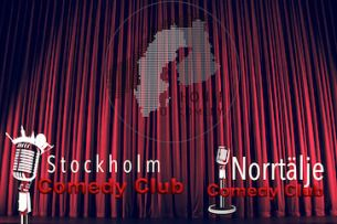 Comedy Weekend #1 på First Hotel Norrtull: Therese Sandin m.fl