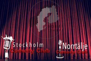 Norrtälje Comedy Club på Kärleksudden. Janne Grönroos m.fl.