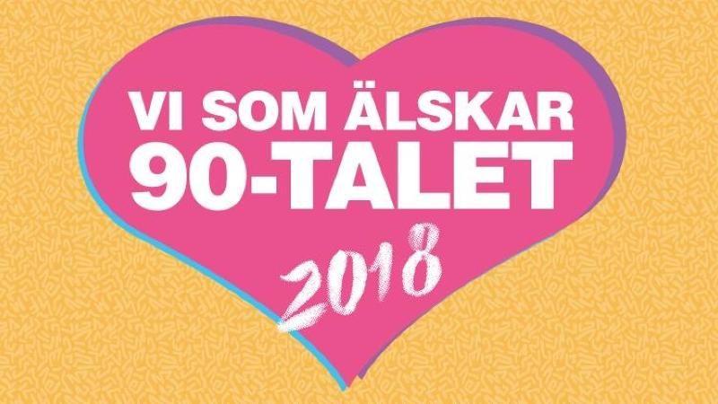 Rednex klara for 90 talsfestival