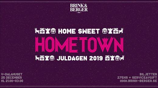 Hometown - Juldagen   V-Dala