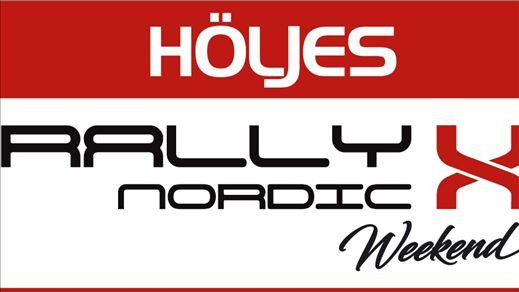 Höljes RallyX Nordic Weekend pres. by Cooper Tires
