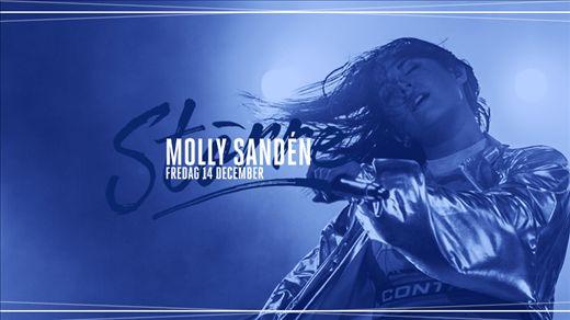 Molly Sandén / Fredag 14 December / Puls Nattlubb