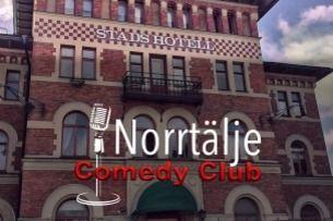 Norrtälje Comedy Club: Thomas Oredsson m.fl.