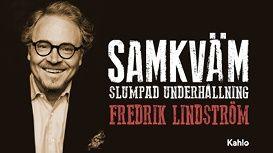 Samkväm - Slumpad underhållning med Fredrik Lindström