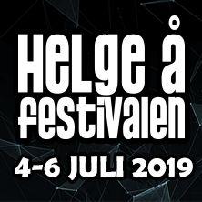 Helgeåfestivalen 2019 4-6 juli 3-Dagarsbiljett