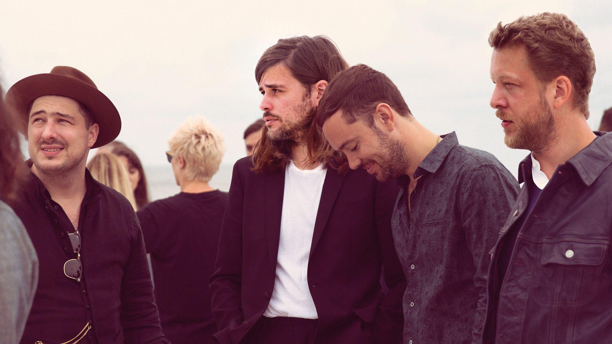 MUMFORD & SONS - DELTA TOUR