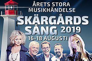 Skärgårdssång - Lördag Dagsbiljett