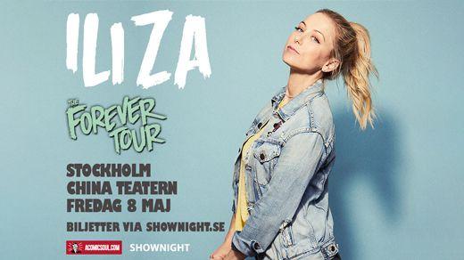 Iliza - The Forever Tour