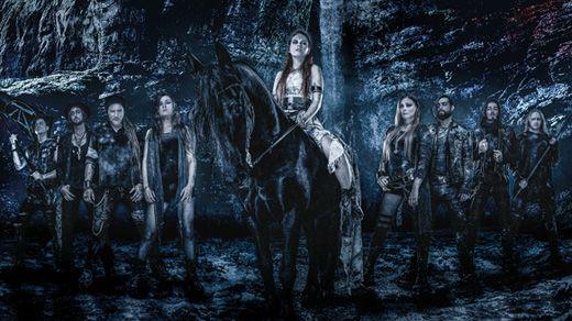 Eluveitie + Lacuna Coil   STHLM