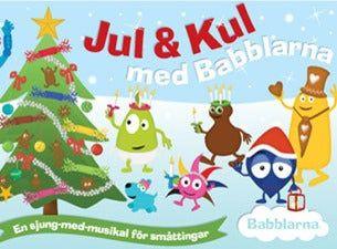 Jul & Kul med Babblarna