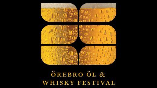 Örebro Öl & Whiskyfestival 2018 23 & 24 November