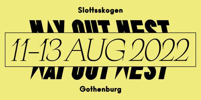 Way out West och Roskilde-festivalen skjuter upp till 2022