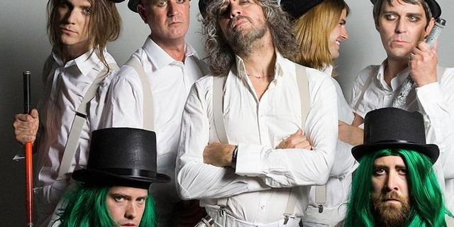 The Flaming Lips till Sverige