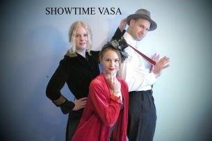 SHOWTIME VASA 2019 – Spektakulär show och Quizgame!