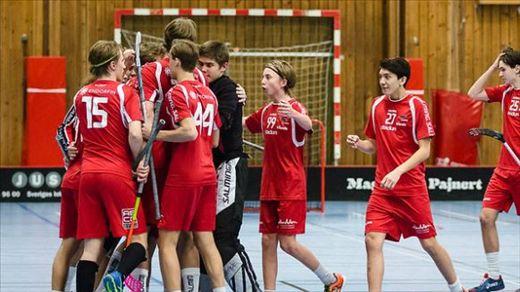FBC Aspen/FBC Lerum Herr-JAS vs IBK Kungälv