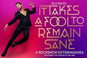Ola Salo's - It Takes a Fool to remain sane