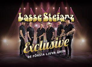 LASSE STEFANZ EXCLUSIVE - DE F�RSTA LJUVA �REN