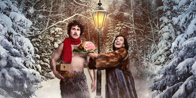 Haag och Lundgren tillbaka med julbordsshow