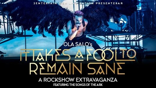 Ola Salo - It takes a fool to remain sane