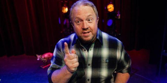 Anders Jansson tar sin humorshow på ny turné