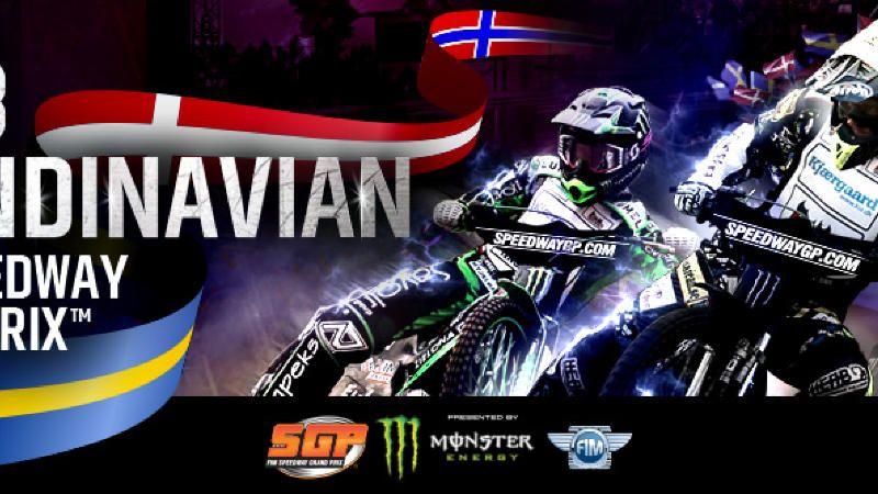 2018 Scandinavian FIM Speedway Grand Prix