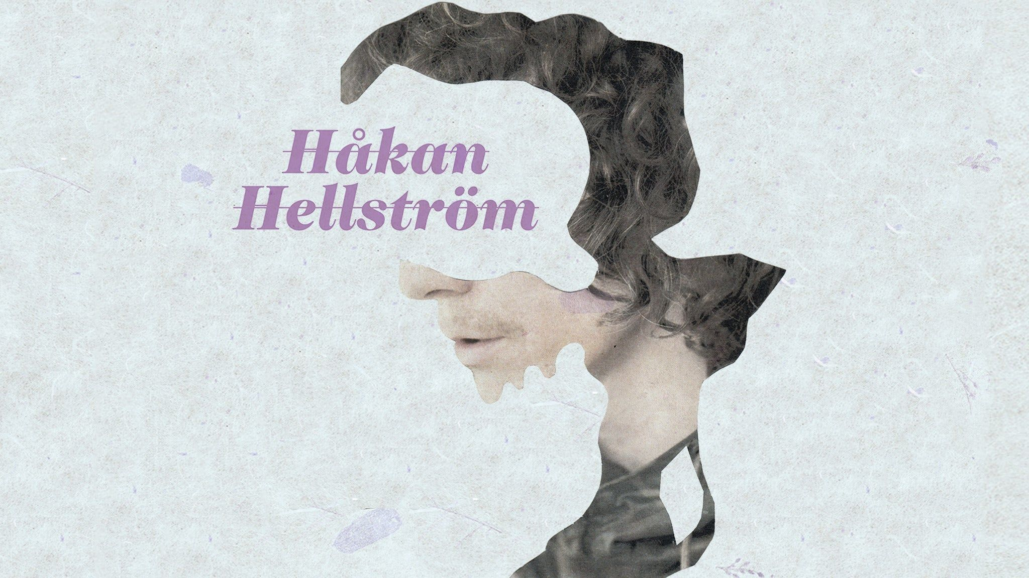 Håkan Hellström 20 år