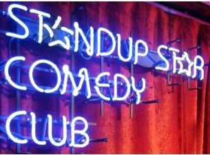 STANDUP STAR COMEDY CLUB med Jens Falk m.fl.