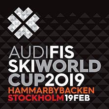 Audi FIS Ski World Cup Stockholm 2019