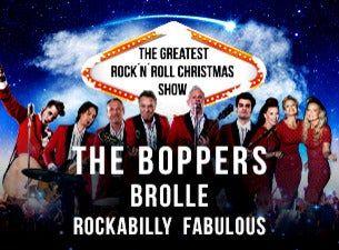 The Boppers, Brolle och Rockabilly Fabulous - The Greatest Rock n Roll Christmas Show