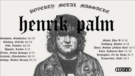 Henrik Palm // Live at Plan B