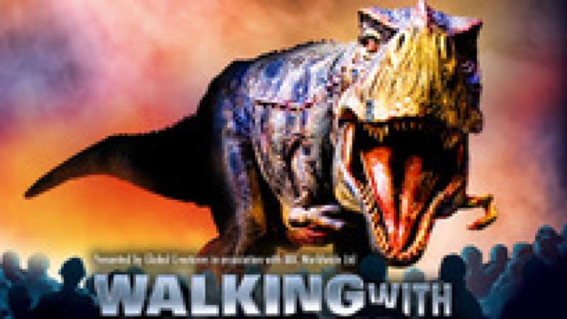 Walking With Dinosaurs - The Arena Spectacular, Platinumbiljetter