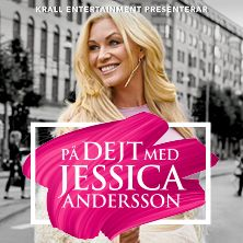 P dejt med - Jessica Andersson - Krall Entertainment