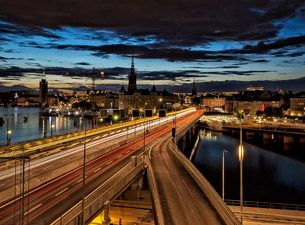 "Photo tour ""Stockholm by night"""
