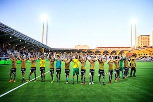 Final Svenska cupen- BK Häcken - Athletic FC Eskilstuna