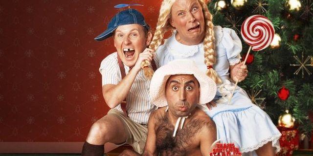 Komikertrio gör julshow