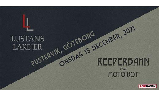 Lustan Lakejer + Reeperbahn