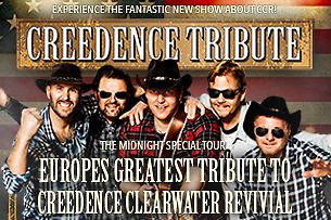 CREEDENCE TRIBUTE - THE MIDNIGHT SPECIAL TOUR