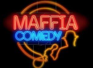 Maffia Comedy Superweekend med Per-Robin Gustafsson m.fl