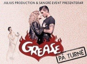 Grease - På Turné -FLYTTAT