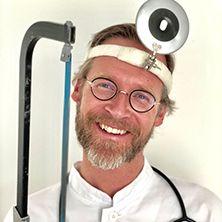 Henrik Widegren: Medicinens sjuka historia - SIMRISHAMN