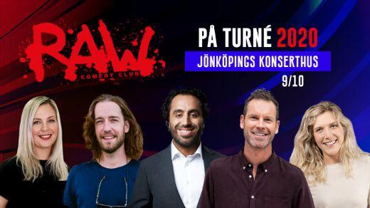 RAW på turné i Jönköping