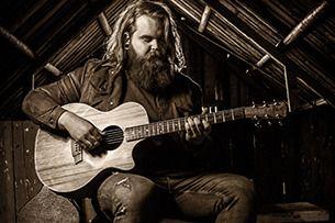 Chris Kläfford med band